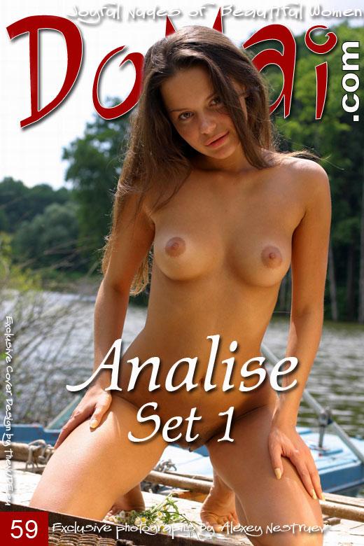 Analise - `Set 1` - by Alexey Nestruev for DOMAI