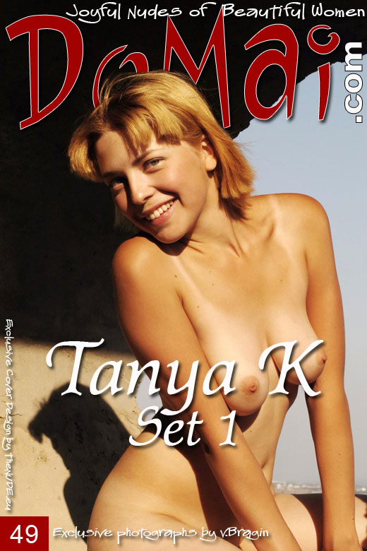 Tanya K - `Set 1` - by V Bragin for DOMAI