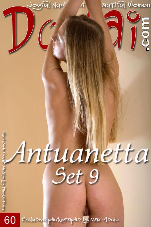 Antuanetta - `Set 9` - by Max Asolo for DOMAI