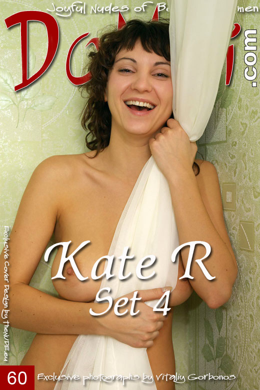 Kate R - `Set 4` - by Vitaliy Gorbonos for DOMAI