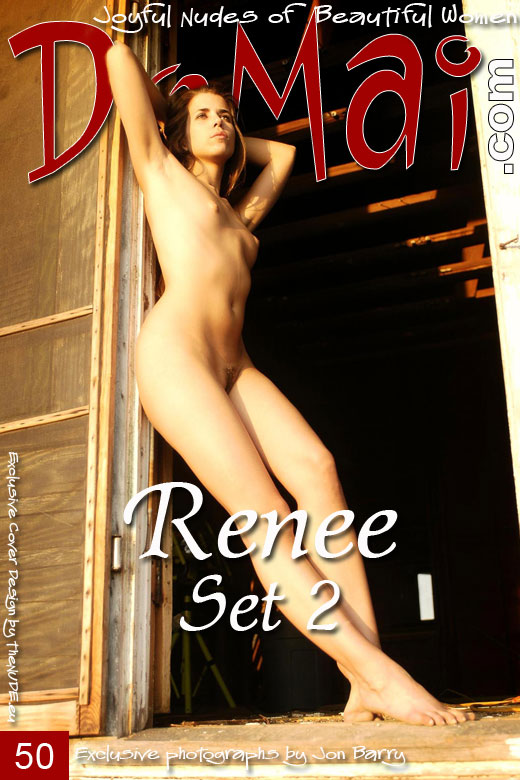 Renee - `Set 2` - by Jon Barry for DOMAI