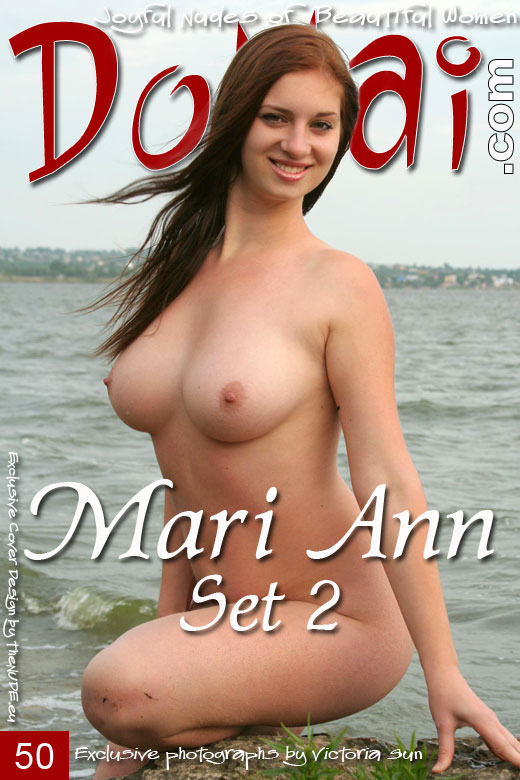 Mari Ann - `Set 2` - by Viktoria Sun for DOMAI