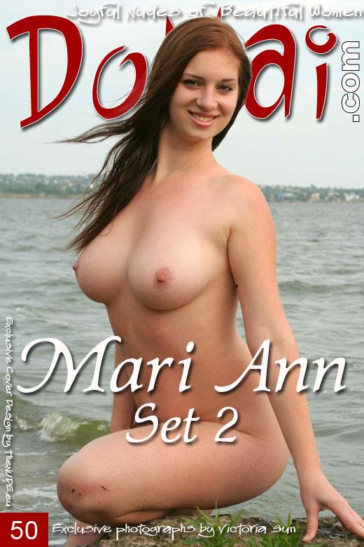 Mari Ann - `Set 2` - by Viktoria Sun for DOMAI