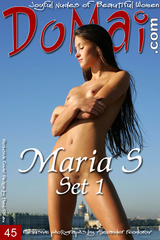 Maria S - `Set 1` - by Alexander Feodorov for DOMAI