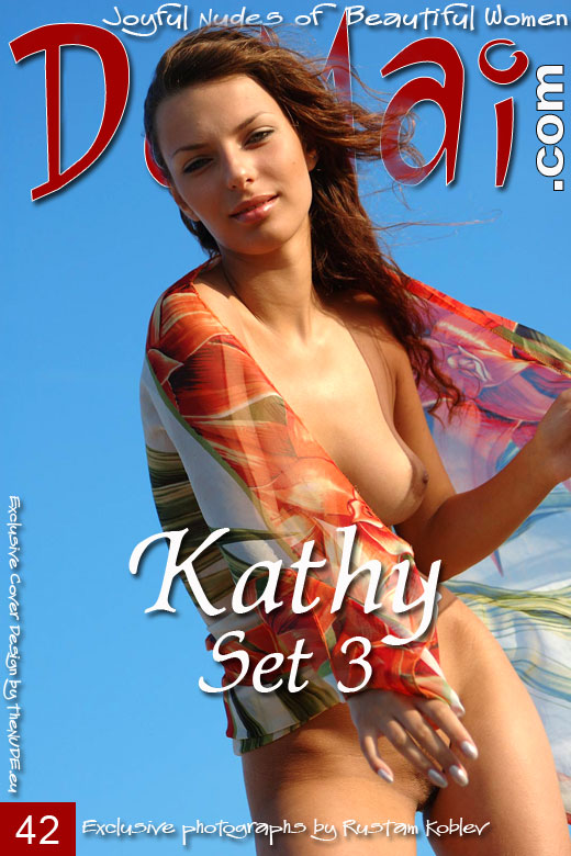 Kathy - `Set 3` - by Rustam Koblev for DOMAI