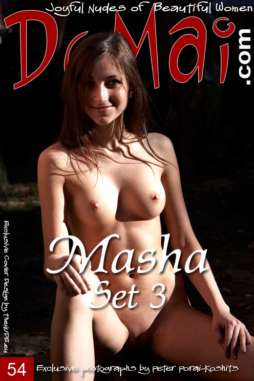 Masha in Set 3 gallery from DOMAI by Peter Porai-Koshits