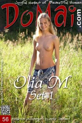 Olia M  from DOMAI