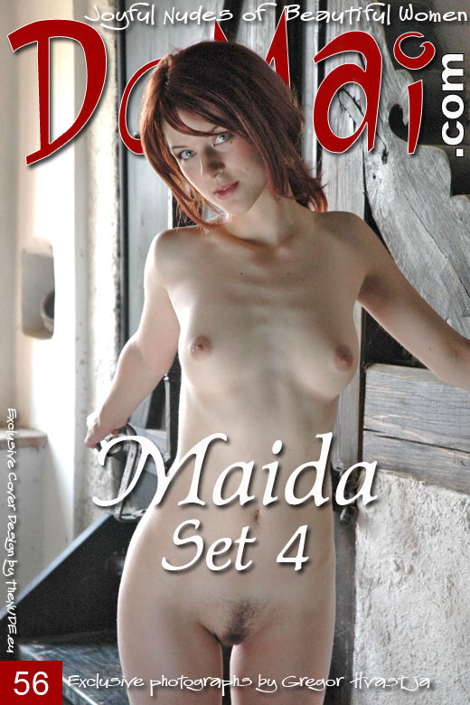 Maida - `Set 4` - by Gregor Hvastja for DOMAI