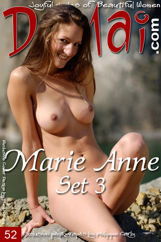 Marie Anne - `Set 3` - by Philippe Carly for DOMAI