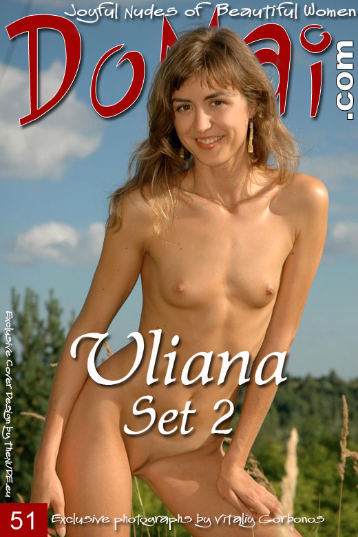 Uliana - `Set 2` - by Vitaliy Gorbonos for DOMAI