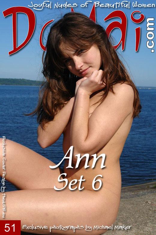 Ann - `Set 6` - by Michael Maker for DOMAI
