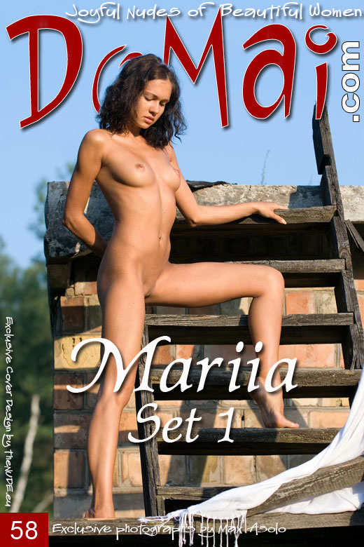 Mariia - `Set 1` - by Max Asolo for DOMAI