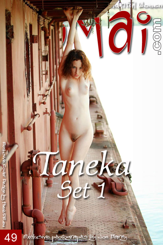 Taneka - `Set 1` - by Jon Barry for DOMAI