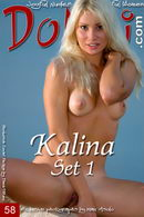 Kalina in Set 1 gallery from DOMAI by Max Asolo