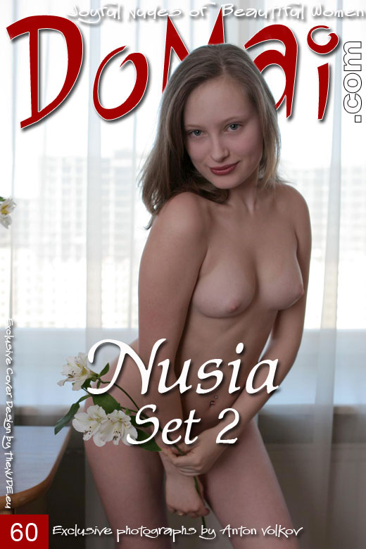 Nusia - `Set 2` - by Anton Volkov for DOMAI