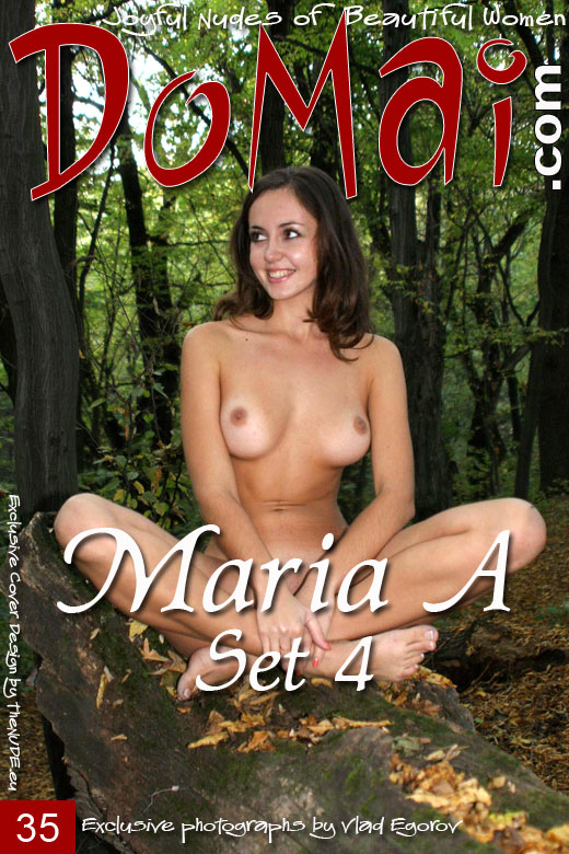 Maria A - `Set 4` - by Vlad Egorov for DOMAI