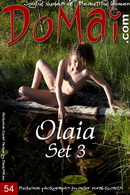 Olaia in Set 3 gallery from DOMAI by Peter Porai-Koshits