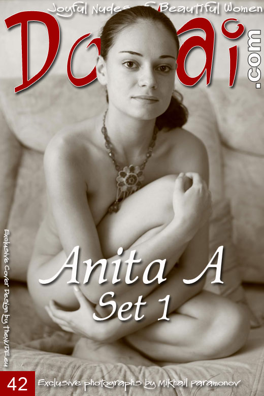 Anita A - `Set 1` - by Mikhail Paramonov for DOMAI