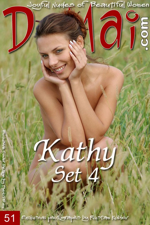 Kathy - `Set 4` - by Rustam Koblev for DOMAI