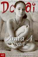 Anita A in Set 1 gallery from DOMAI by Mikhail Paramonov