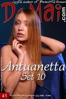 Antuanetta in Set 10 gallery from DOMAI by Max Stan