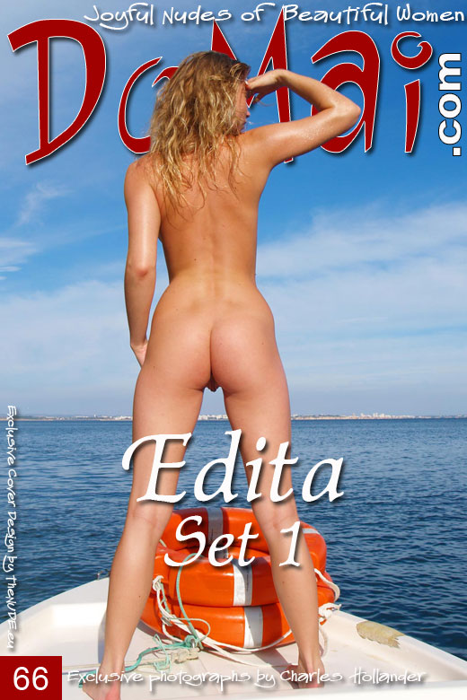 Edita - `Set 1` - by Charles Hollander for DOMAI