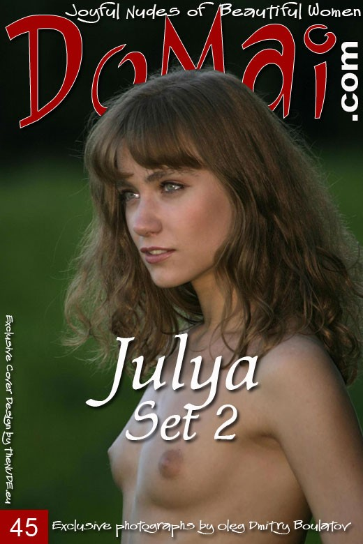 Julya - `Set 2` - by Dmitry Boulatov for DOMAI