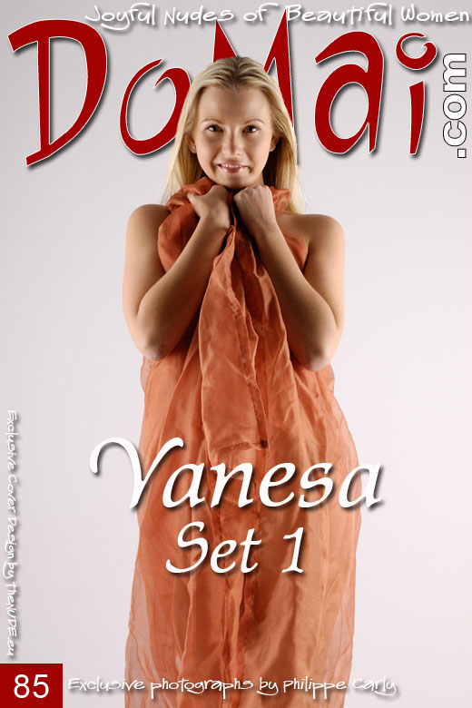 Vanesa - `Set 1` - by Philippe Carly for DOMAI