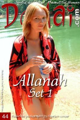 Allanah  from DOMAI