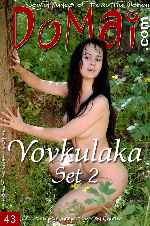 Vovkulaka - `Set 2` - by Vlad Egorov for DOMAI