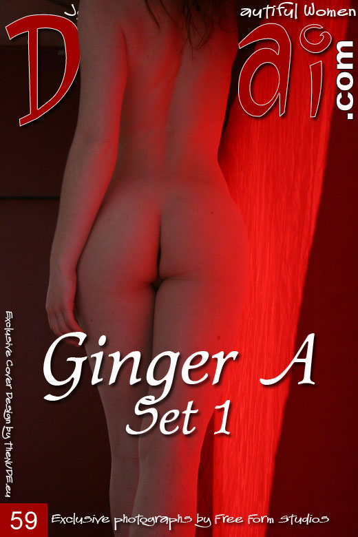 Ginger A - `Set 1` - by Free Form Studios for DOMAI