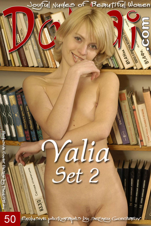 Valia - `Set 2` - by Sergey Goncharov for DOMAI