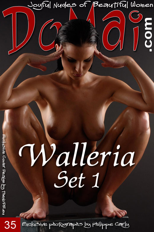 Walleria - `Set 1` - by Philippe Carly for DOMAI
