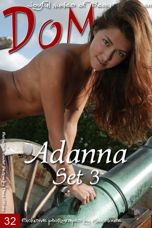 Adanna - `Set 3` - by Alex Moure for DOMAI