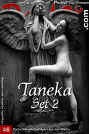 Taneka in Set 2 gallery from DOMAI by Jon Barry