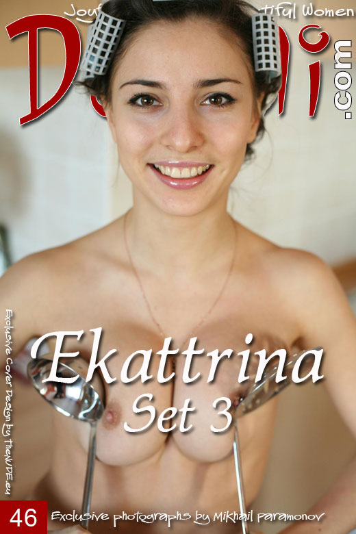 Ekattrina - `Set 3` - by Mikhail Paramonov for DOMAI