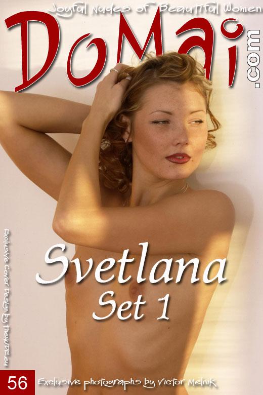 Svetlana - `Set 1` - by Victor Melnik for DOMAI