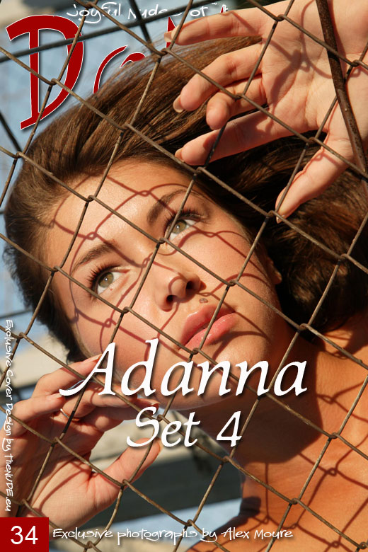 Adanna - `Set 4` - by Alex Moure for DOMAI