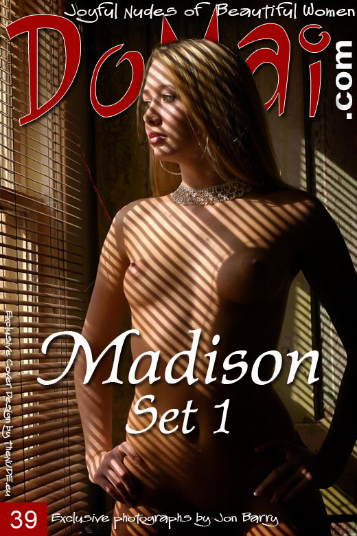 Madison - `Set 1` - by Jon Barry for DOMAI