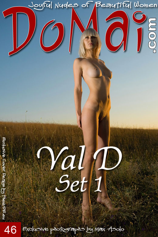 Val D - `Set 1` - by Max Asolo for DOMAI
