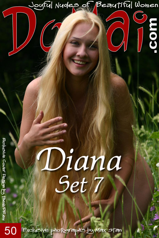 Diana - `Set 7` - by Max Stan for DOMAI
