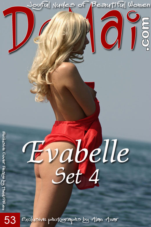 Evabelle - `Set 4` - by Alan Anar for DOMAI