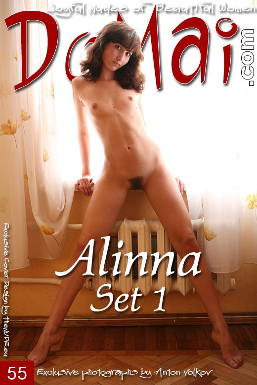 Alinna - `Set 1` - by Anton Volkov for DOMAI