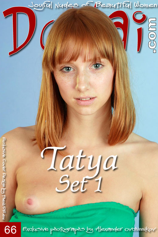 Tatya - `Set 1` - by Alexander Ovchinnikov for DOMAI