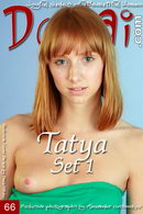 Tatya in Set 1 gallery from DOMAI by Alexander Ovchinnikov