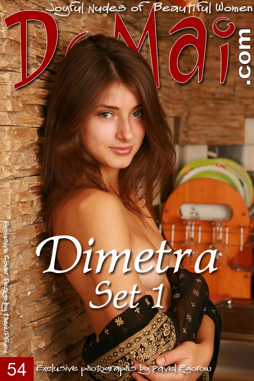 Dimetra - `Set 1` - by Pavel Egorow for DOMAI