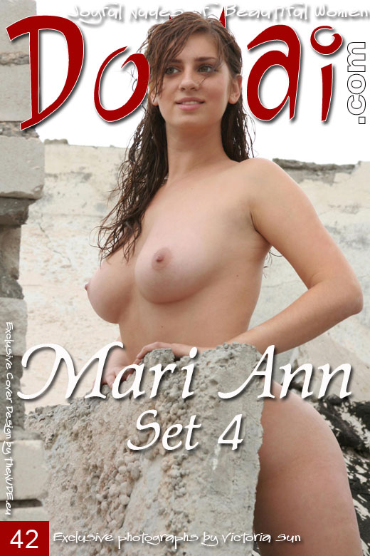 Mari Ann - `Set 4` - by Viktoria Sun for DOMAI
