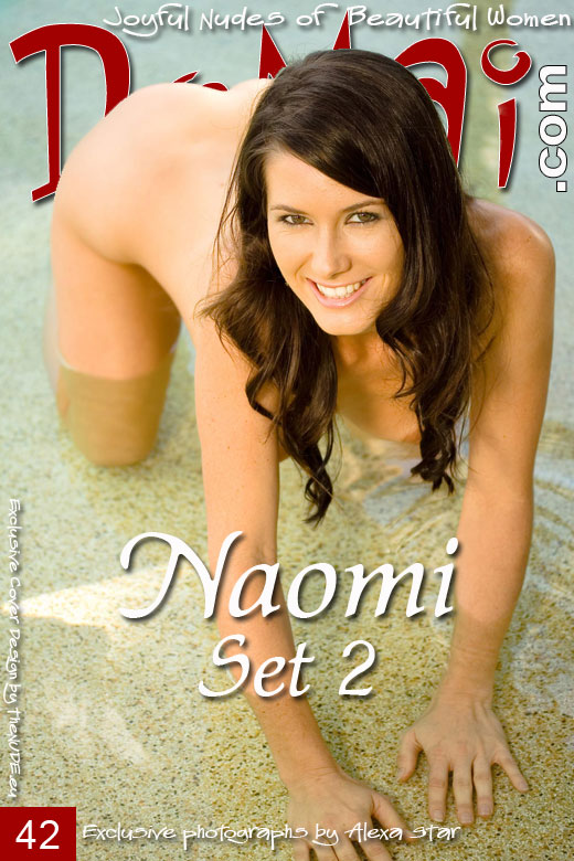 Naomi - `Set 2` - by Alexa Star for DOMAI