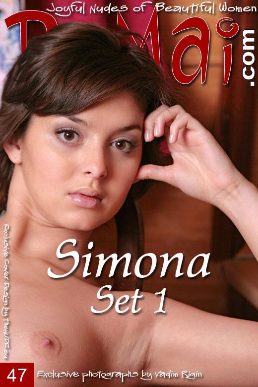 Simona - `Set 1` - by Vadim Rigin for DOMAI