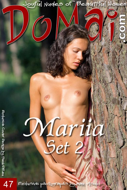 Mariia - `Set 2` - by Max Asolo for DOMAI